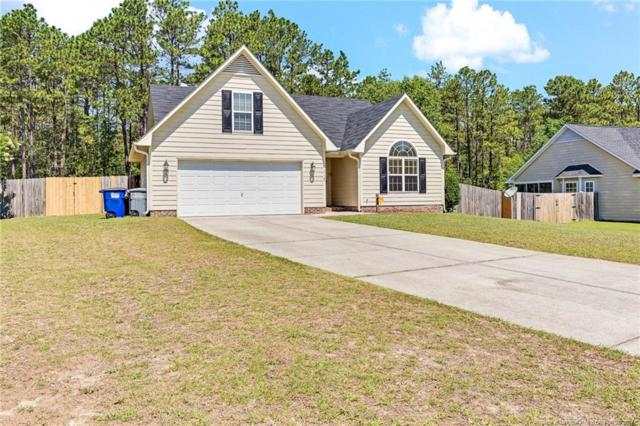 117 Dolphin Drive, Raeford, NC 28376 (MLS #609207) :: The Rockel Group
