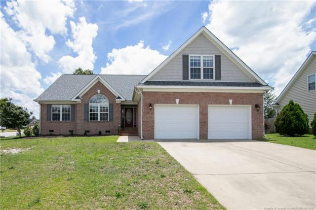 5735 Gentleman Drive, Hope Mills, NC 28348 (MLS #609208) :: The Rockel Group