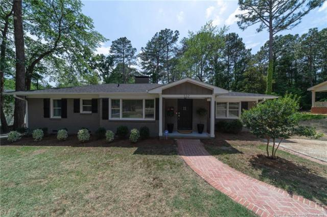 332 Circle Drive, Fayetteville, NC 28305 (MLS #609219) :: The Rockel Group