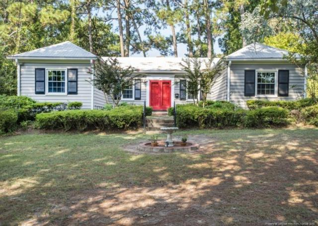 300 Pinecrest Drive, Fayetteville, NC 28305 (MLS #609235) :: The Rockel Group