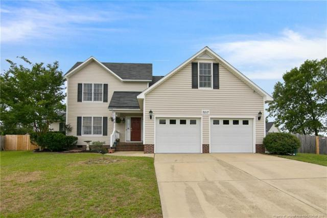 7017 Dalehead Court, Fayetteville, NC 28306 (MLS #609239) :: The Rockel Group