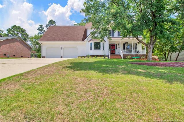6216 Lakeway Drive, Fayetteville, NC 28306 (MLS #609300) :: The Rockel Group