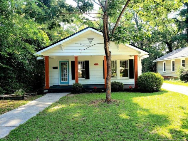 536 Pearl Street, Fayetteville, NC 28303 (MLS #609305) :: The Rockel Group