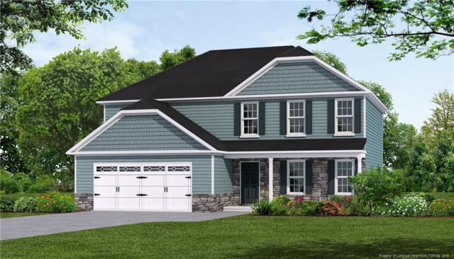 200 English Oak (Lot 214) Drive, Bunnlevel, NC 28323 (MLS #609311) :: Weichert Realtors, On-Site Associates