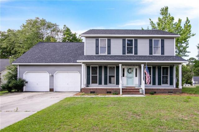 2618 Lull Water Drive, Fayetteville, NC 28306 (MLS #609334) :: The Rockel Group