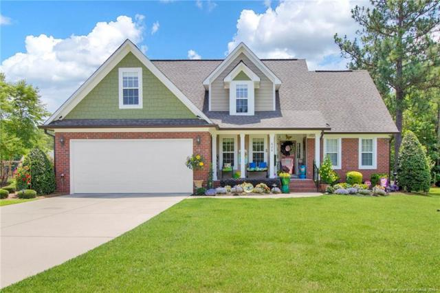 626 Orchard Falls Drive, Spring Lake, NC 28390 (MLS #609336) :: The Rockel Group