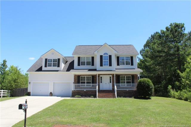97 Hillandale Road, Spring Lake, NC 28390 (MLS #609372) :: The Rockel Group