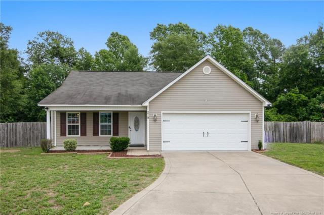 219 Quarry Lane, Raeford, NC 28376 (MLS #609379) :: The Rockel Group