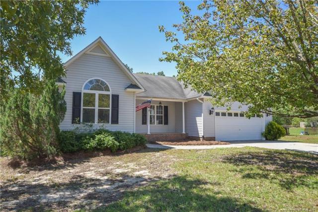 495 Northview Drive, Sanford, NC 27332 (MLS #609381) :: The Rockel Group