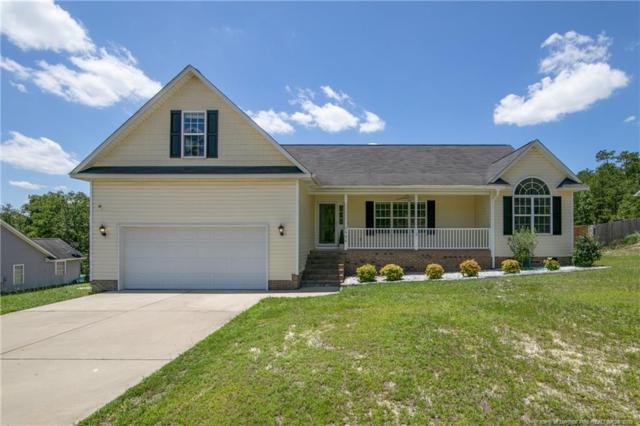406 Colonial Hills Drive, Lillington, NC 27546 (MLS #609392) :: The Rockel Group