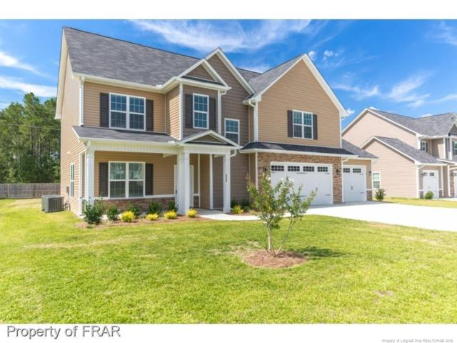 3840 Newgate (Lot 88) Street, Fayetteville, NC 28306 (MLS #609394) :: The Rockel Group