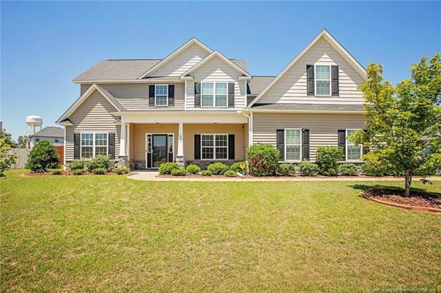 403 Peaceford Avenue, Raeford, NC 28376 (MLS #609399) :: The Rockel Group