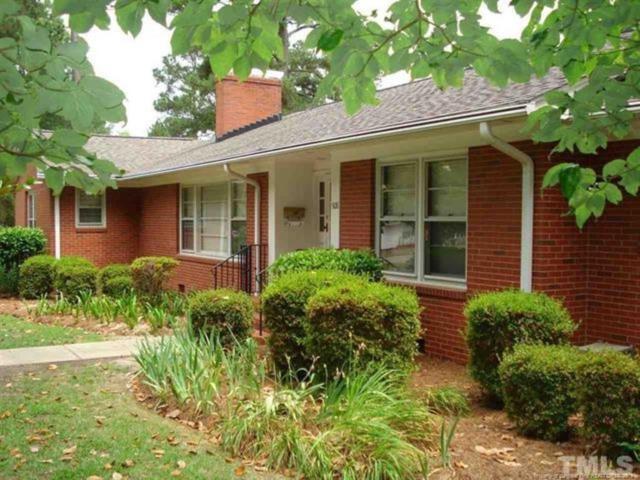 508 W Bay Street, Dunn, NC 28334 (MLS #609526) :: The Rockel Group