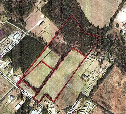 Nc 711 Highway, Pembroke, NC 28372 (MLS #609633) :: Weichert Realtors, On-Site Associates
