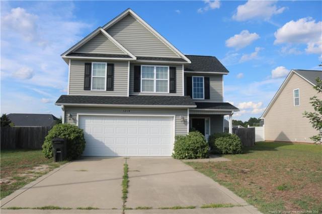 1214 Snowy Egret Drive, Fayetteville, NC 28306 (MLS #609673) :: Weichert Realtors, On-Site Associates