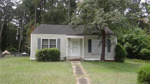503 Ijams Street, Fayetteville, NC 28301 (MLS #609754) :: Weichert Realtors, On-Site Associates