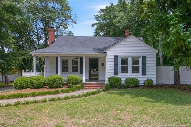 1706 Bragg Boulevard, Fayetteville, NC 28303 (MLS #609789) :: Weichert Realtors, On-Site Associates