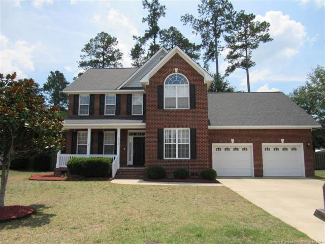 2715 Bardolino Drive, Fayetteville, NC 28306 (MLS #609858) :: The Rockel Group