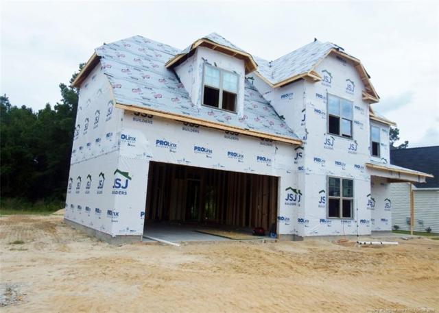 1851 Harrington (Lot 184) Road, Fayetteville, NC 28306 (MLS #609873) :: Weichert Realtors, On-Site Associates