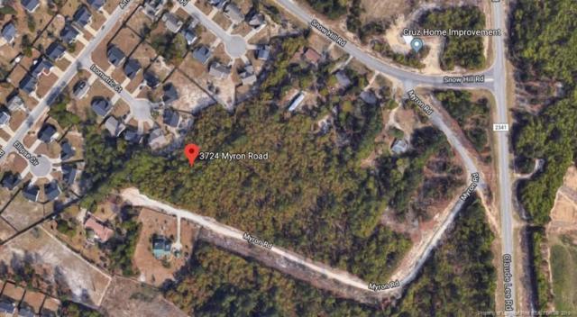 3724 Myron Road, Fayetteville, NC 28306 (MLS #609971) :: Weichert Realtors, On-Site Associates