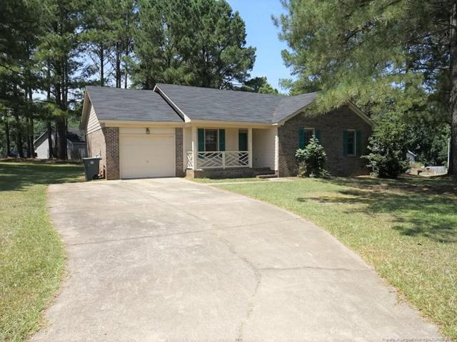 1320 Butterwood Circle, Fayetteville, NC 28314 (MLS #609992) :: The Rockel Group
