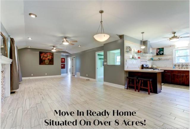 342 Temple Road, Bunnlevel, NC 28323 (MLS #610061) :: Weichert Realtors, On-Site Associates
