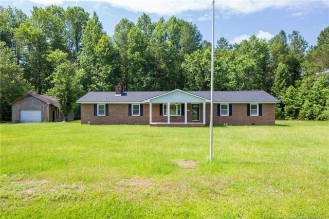 1614 Joe Hall Road, Hope Mills, NC 28348 (MLS #610091) :: The Rockel Group