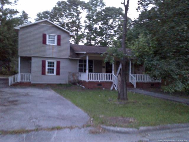 101 Prince Charles Street, Red Springs, NC 28377 (MLS #610137) :: Weichert Realtors, On-Site Associates