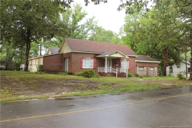 424 W 5TH Avenue, Raeford, NC 28376 (MLS #610269) :: Weichert Realtors, On-Site Associates