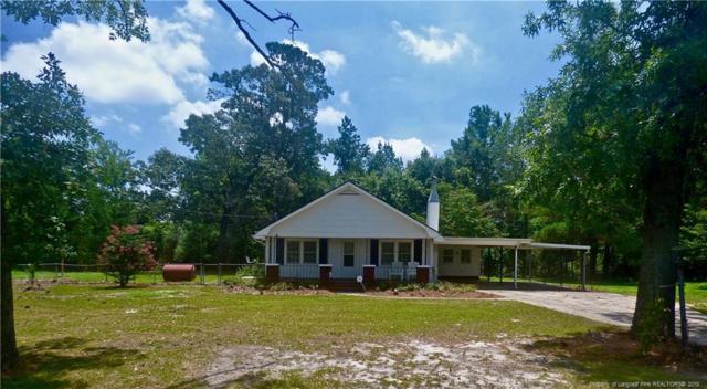 7817 Rufus Johnson Road, Fayetteville, NC 28306 (MLS #610289) :: Weichert Realtors, On-Site Associates