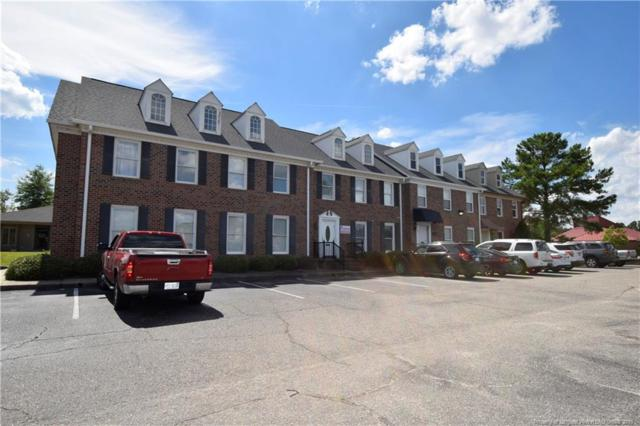 581 Executive Place C, Fayetteville, NC 28305 (MLS #610291) :: Weichert Realtors, On-Site Associates
