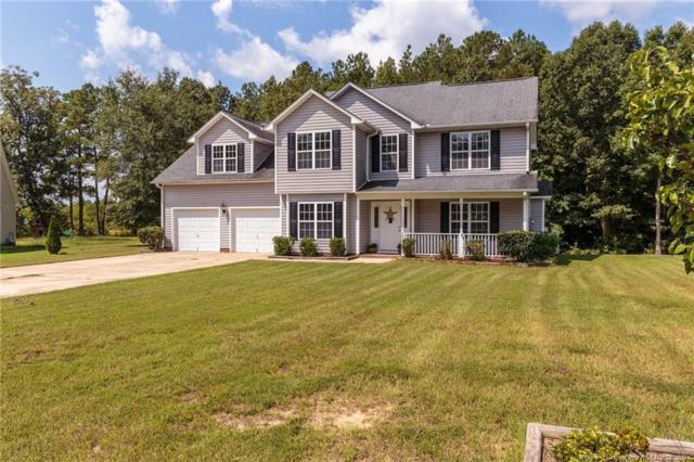 282 Fair Barn Road, Sanford, NC 27332 (MLS #610301) :: Weichert Realtors, On-Site Associates