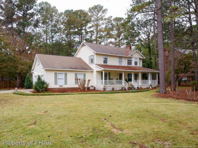 6884 Uppingham Road, Fayetteville, NC 28306 (MLS #610535) :: Weichert Realtors, On-Site Associates