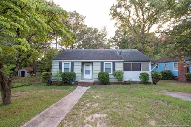 1913 Blake Street, Fayetteville, NC 28301 (MLS #610541) :: Weichert Realtors, On-Site Associates