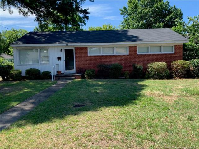 104 Hunter Circle, Fayetteville, NC 28304 (MLS #610549) :: Weichert Realtors, On-Site Associates