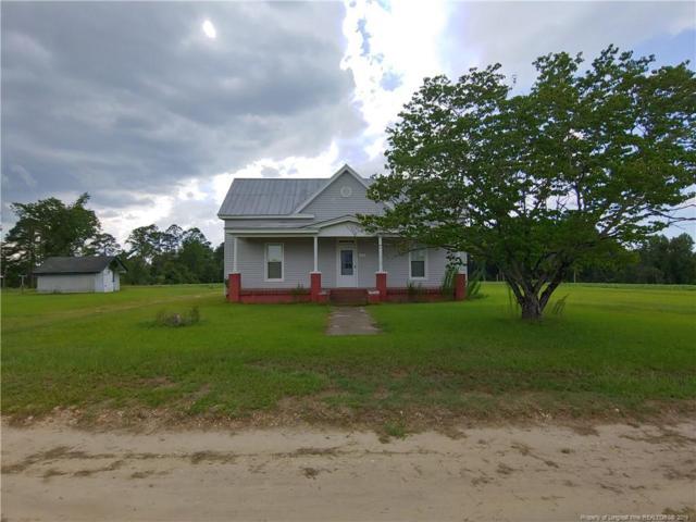 71 Moses Tripp Lane, Dunn, NC 28334 (MLS #610622) :: Weichert Realtors, On-Site Associates