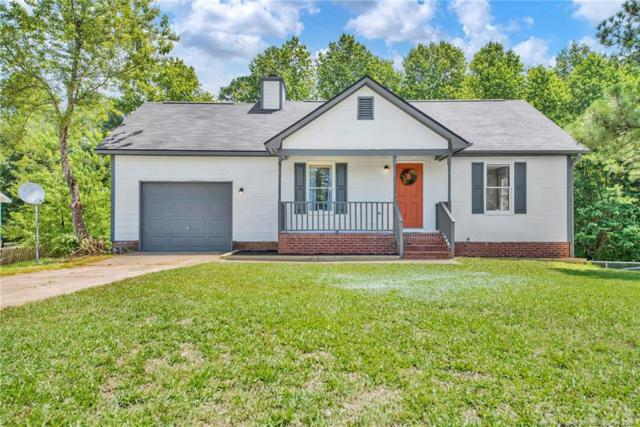 6808 Buttermere Drive, Fayetteville, NC 28314 (MLS #610626) :: Weichert Realtors, On-Site Associates