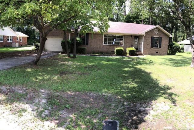 415 Homestead Drive, Fayetteville, NC 28303 (MLS #610689) :: Weichert Realtors, On-Site Associates
