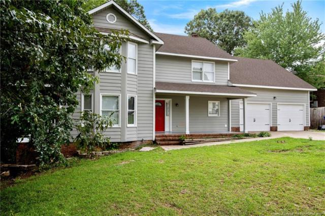767 Magellan Drive, Fayetteville, NC 28311 (MLS #610730) :: Weichert Realtors, On-Site Associates