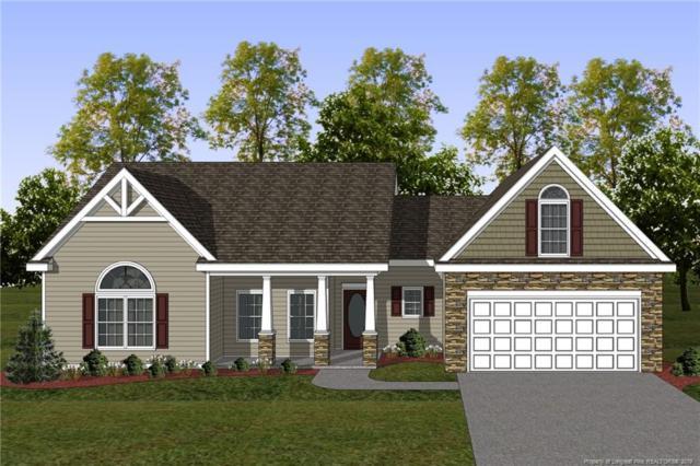 3241 Hunting Lodge (Lot 44) Road, Fayetteville, NC 28306 (MLS #610835) :: Weichert Realtors, On-Site Associates