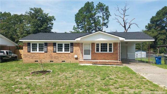 1512 Grandview Drive, Fayetteville, NC 28314 (MLS #610887) :: Weichert Realtors, On-Site Associates