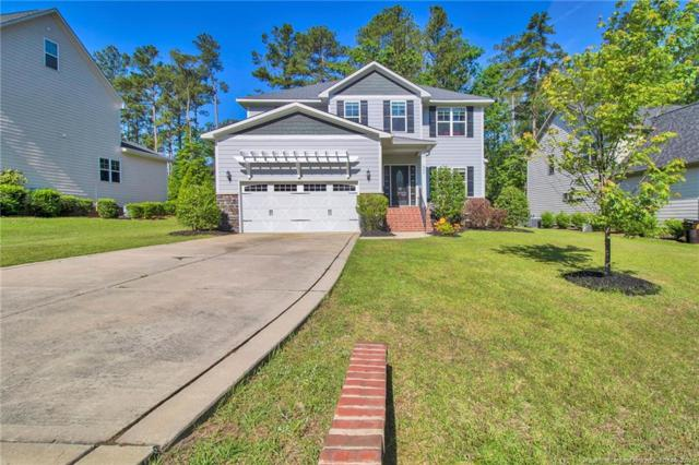 245 Heather Brook Circle, Spring Lake, NC 28390 (MLS #610892) :: Weichert Realtors, On-Site Associates