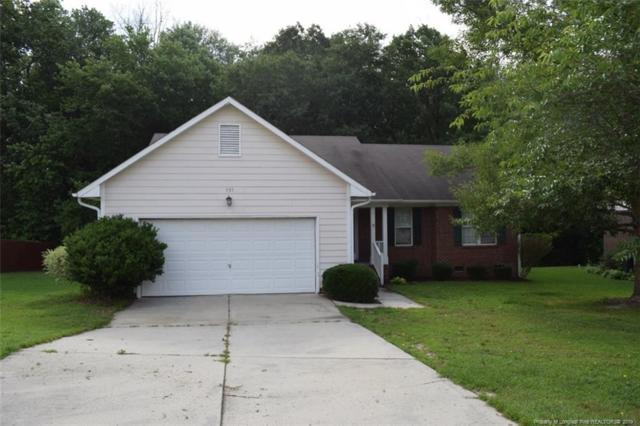935 Foxhunt Lane, Fayetteville, NC 28314 (MLS #610904) :: Weichert Realtors, On-Site Associates