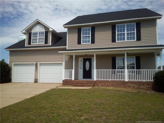 111 Highland Forest Drive, Sanford, NC 27332 (MLS #610911) :: Weichert Realtors, On-Site Associates