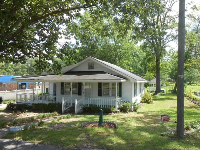 601 Walnut Street, Fairmont, NC 28340 (MLS #610916) :: Weichert Realtors, On-Site Associates