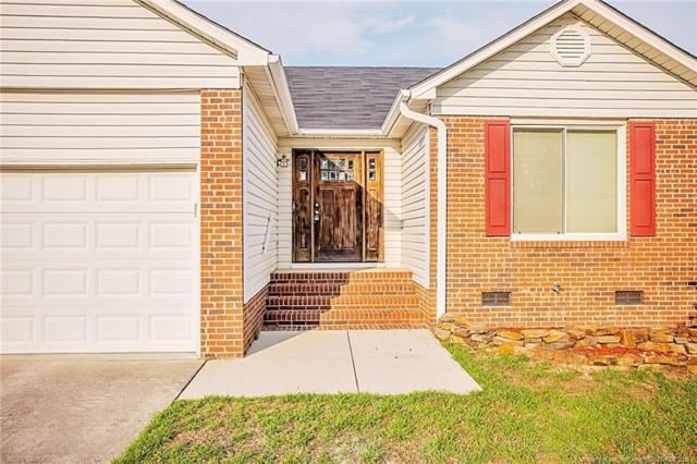 922 Alexwood Drive, Hope Mills, NC 28348 (MLS #610925) :: The Rockel Group