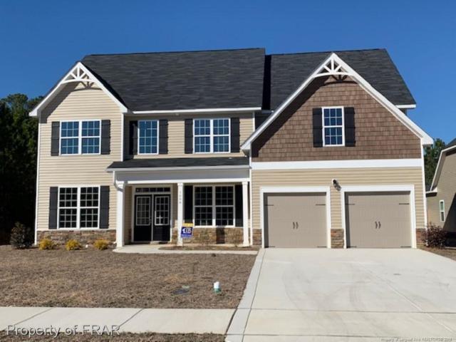 1608 Elk Run Drive, Fayetteville, NC 28312 (MLS #610942) :: Weichert Realtors, On-Site Associates