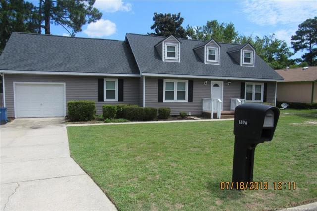 1862 Geiberger Drive, Fayetteville, NC 28303 (MLS #610953) :: Weichert Realtors, On-Site Associates