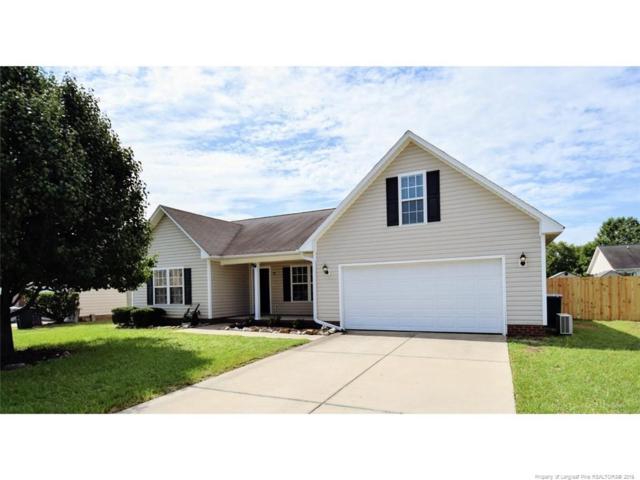 1439 Oldstead Drive, Fayetteville, NC 28306 (MLS #610956) :: Weichert Realtors, On-Site Associates
