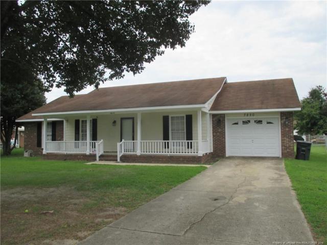 7850 Penelope Drive, Fayetteville, NC 28314 (MLS #610979) :: Weichert Realtors, On-Site Associates